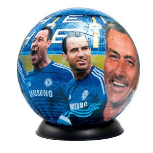 Paul Lamond Games 3D Puzzle Ball Chelsea