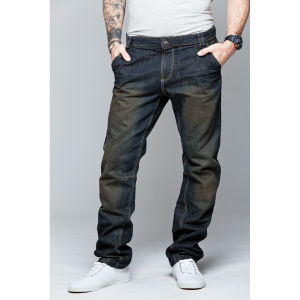Ringspun Men's Universe Jeans - Dark Wash
