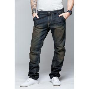 Ringspun Men's Universe Jeans - Dark Wash