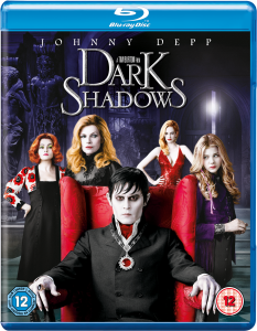 Dark Shadows (Includes UltraViolet Copy)