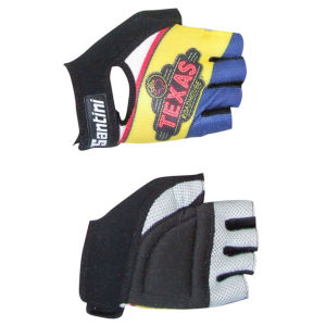 Santini Texas Roadhause Race Cycling Gloves - 2013