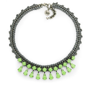 Venessa Arizaga Women's It's Electric! Necklace - Mint