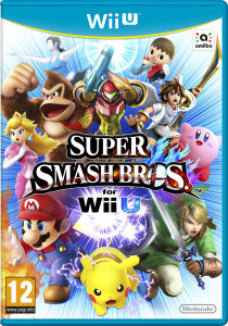 Cheapest Super Smash Bros for Wii U on Nintendo Wii U