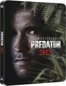 Predator 3D (Includes 2D Version) - Zavvi Exclusive Limited Edition Steelbook