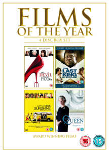 Films Of The Year - Box Set