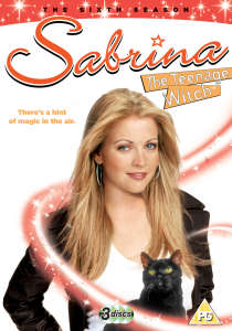 Sabrina Teenage Witch - Series 6