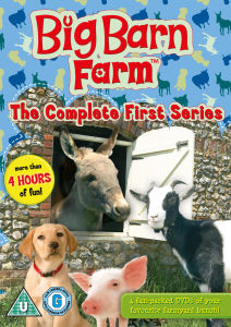Big Barn Farm - Seizoen 1 - Compleet