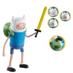 Adventure Time - 10 Inch Finn Figure