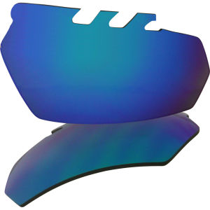Salice 005 Sports Sunglasses Spare Lens RW - Blue