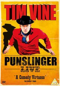 Tim Vine - Punslinger Live