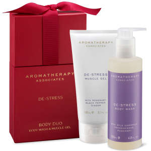 Aromatherapy Associates De-Stress Body Duo