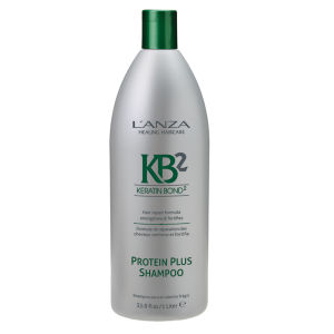 Lanza Kb2 Protein Plus Shampoo (1000ml) - (Worth £50.00)