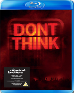 The Chemical Brothers: Don't Think (Blu-ray and CD)