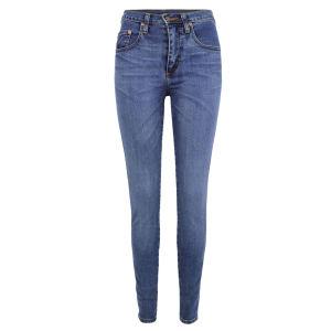 Nobody Women's Cult Skinny Jeans - Livid Blue