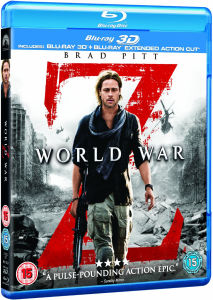 World War Z 3D (Bevat 2D Version)