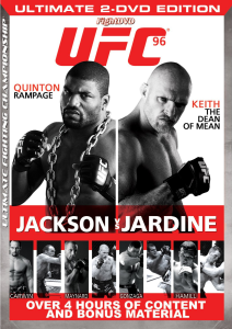 Ultimate Fighting Championship - UFC 96 - Jackson Vs Jardine