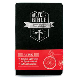 Rubber Cover Bicycle Bible Notebook