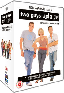 Two Guys and a Girl - Complete Verzameling