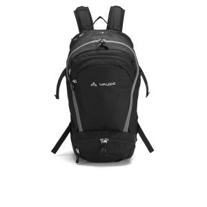 VAUDE Bike Alpin 30+5 Backpack - Black