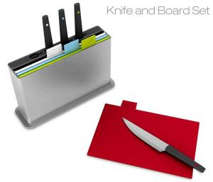 Index Plus Chopping Boards and Knives