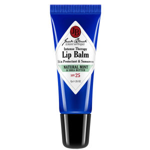 Jack Black Intense Therapy Lip Balm SPF25 with Natural Mint & Shea Butter 7g