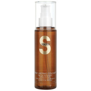 Tigi S-Factor True Lasting Colour Hair Oil (100ml)
