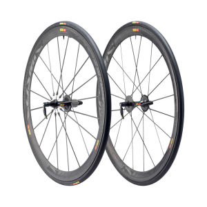2013 Mavic Cosmic Carbone Ultimate Tubular Wheelset