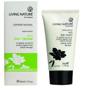 Living Nature Rich Day Cream (50ml)