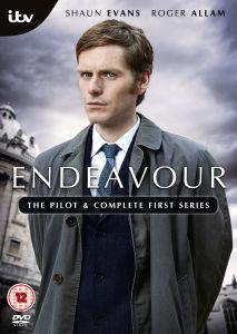 Endeavour - Series 1 (Includes Pilot)