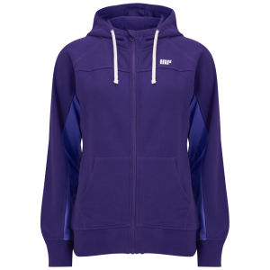 Dcore Women's Performance Hoody, Purple