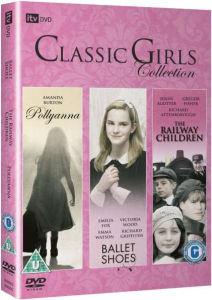 Classic Girls Collection: Pollyanna / Railway Children / Ballet Shoes