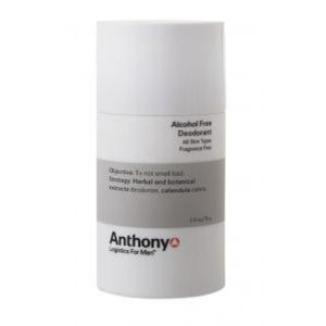 Anthony Logistics for Men Deodorant - Alcohol Free (72gm)