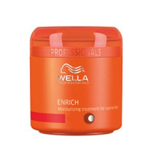 Wella Professionals Enrich Moisturising Treatment For Coarse Hair (150ml)