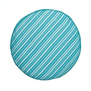 Etoile Home Palermo Stripe Cushion - Pacific