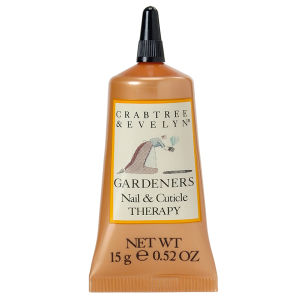Crabtree & Evelyn Gardeners Intensive Nail and Cuticle Therapy (intensive Nagel- und Nagelhaut Pflege) 15gr