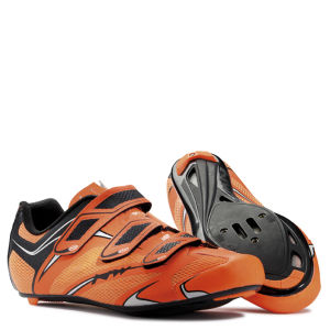 Northwave Sonic 3S Cycling Shoes - Fluo/Black