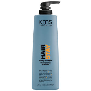 Kms California HairStay Shampoing purifiant (300 ml)