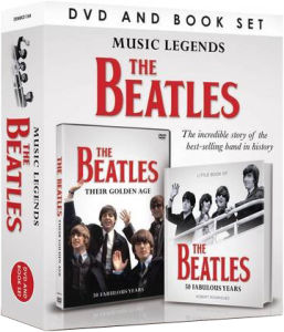 Music Legends: The Beatles (Includes Book)