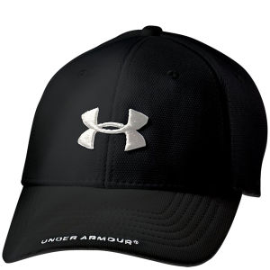 Under Armour Kids' Spring Trainer Cap - Black
