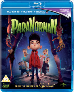 Paranorman 3D (Includes UltraViolet Copy)