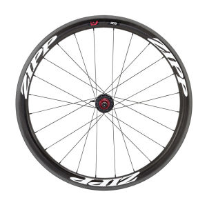 Zipp 303 Firecrest Carbon Clincher Rear Wheel 24 Spokes 10/11 Speed - Black Decal 2015