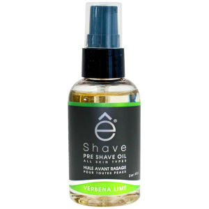eShave Verbena Lime Pre Shave Oil 59ml