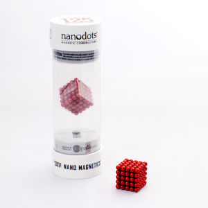 Nanodots Magnetic Constructors Red - 125 Dots