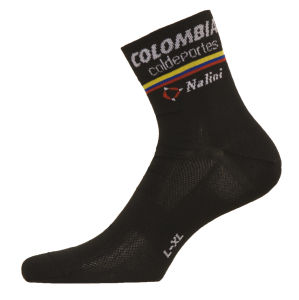 Colombia Team Race Socks - 2013