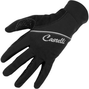 Castelli Super Nano Donna Women's Gloves - Black
