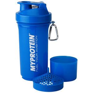 Mezclador Myprotein Smartshake™ Slim - Azul