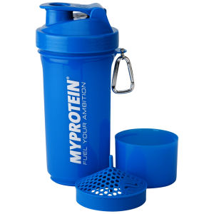 Shaker Myprotein Slim Smartshake™ - Bleu