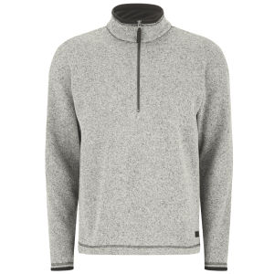 Sprayway Men's Sherwood Fleece Pullover - Mist Grey