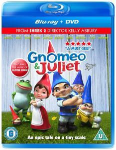 Gnomeo and Juliet (Bevat Blu-Ray en DVD Copy)