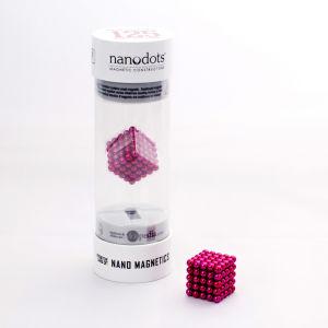 Nanodots Magnetic Constructors Pink - 125 Dots